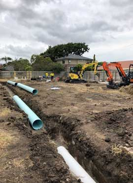 Pipeline Constructions